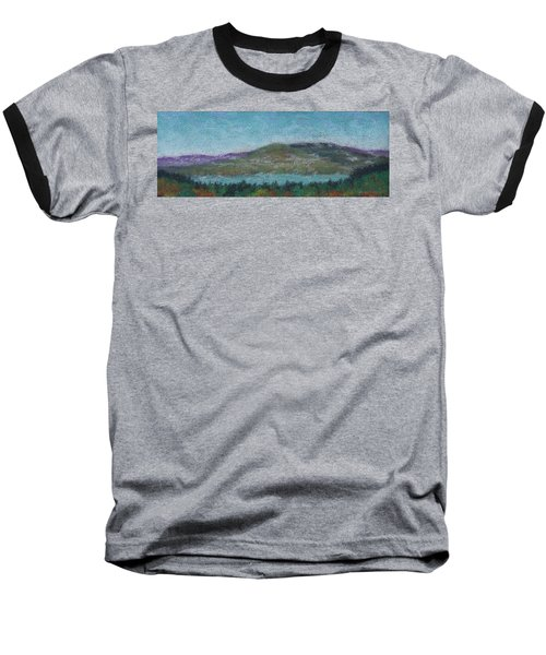 Morning Mist Baseball T-Shirt