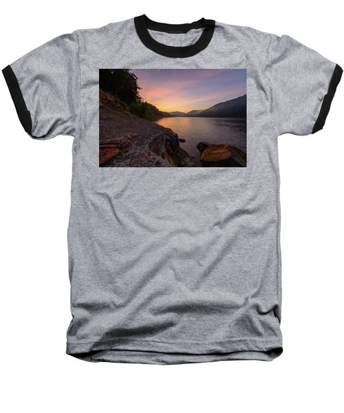Morning On The Bay Baseball T-Shirt