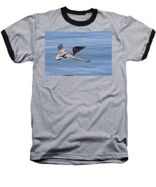 Morning Pelican Baseball T-Shirt