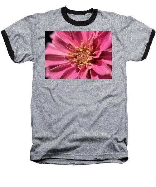 Morning Pink Baseball T-Shirt