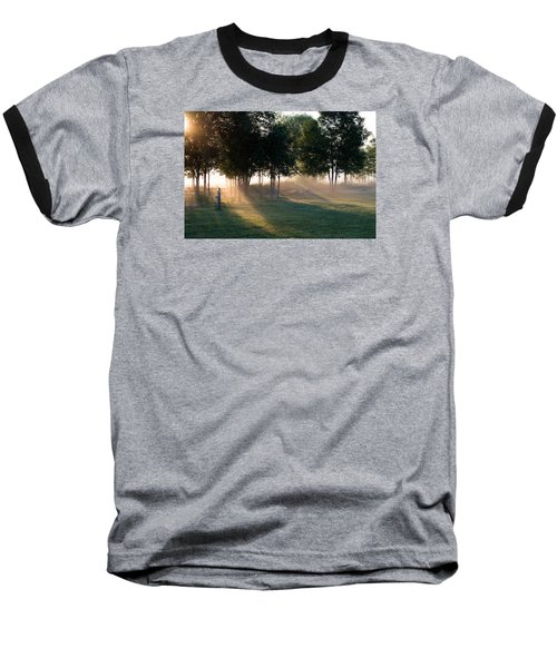 Morning Rays Baseball T-Shirt