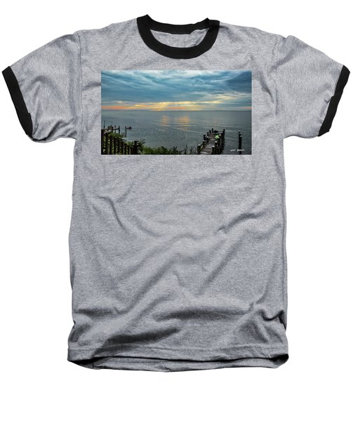 Morning Rays Baseball T-Shirt