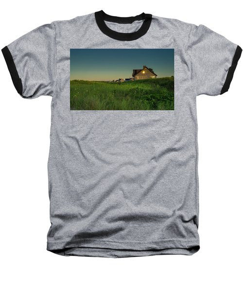 Morning Reflection Baseball T-Shirt