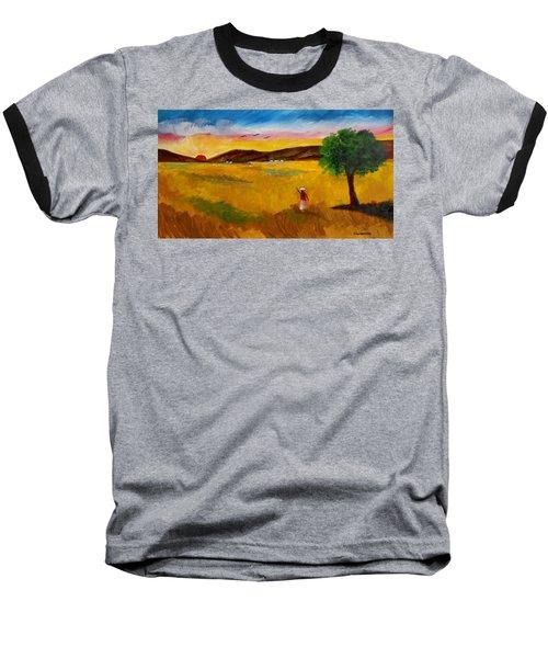 Morning Salute Baseball T-Shirt