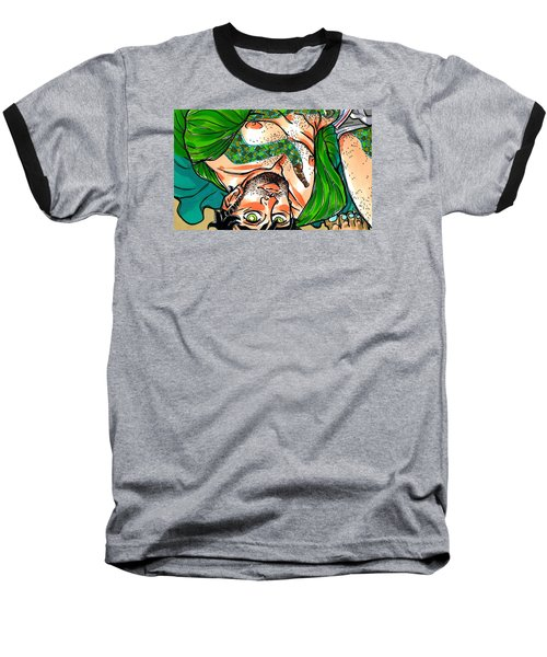 Morning Smile Baseball T-Shirt