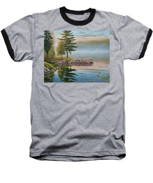 Morning Stillness Baseball T-Shirt
