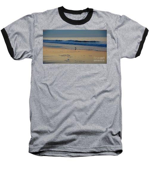 Morning Stroll Baseball T-Shirt