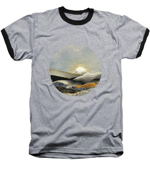 Morning Sun Baseball T-Shirt by Katherine Smit
