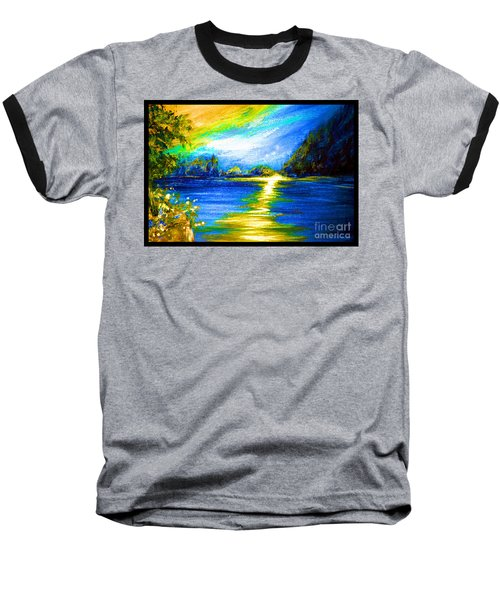 Morning Sunrise 9.6 Baseball T-Shirt