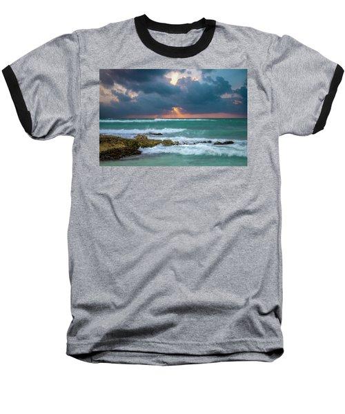 Morning Surf Baseball T-Shirt