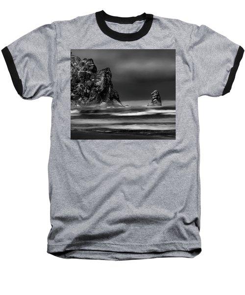 Morning Swell Baseball T-Shirt