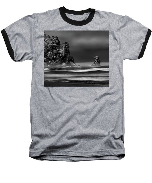 Morning Swell Baseball T-Shirt