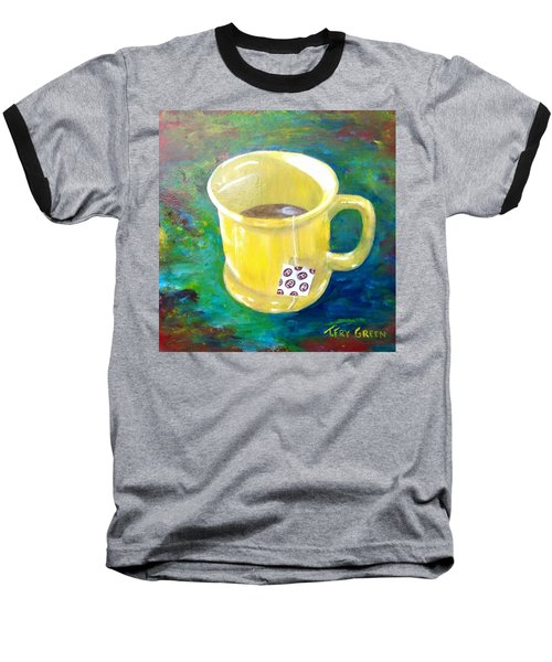 Morning Tea Baseball T-Shirt