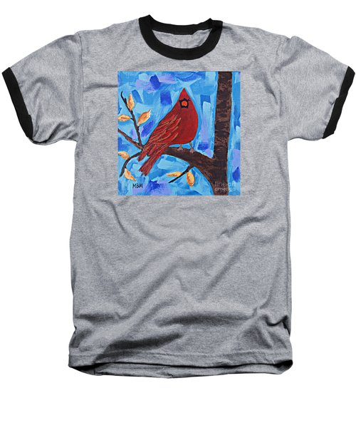 Morning Visit Baseball T-Shirt