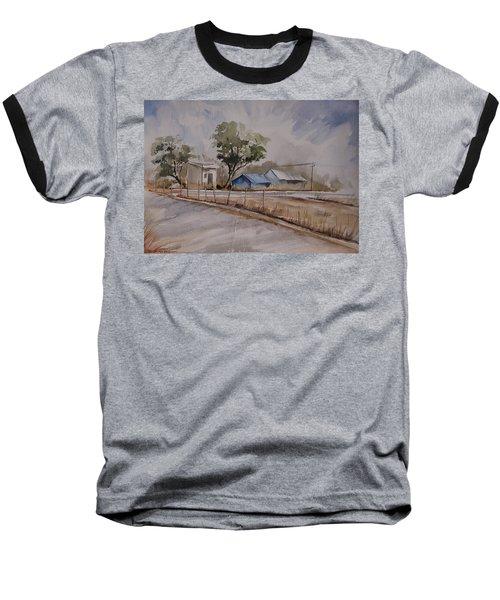 Morning Walk 2 Baseball T-Shirt
