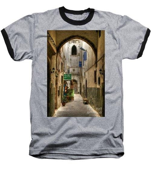 Moroccan Medina Baseball T-Shirt