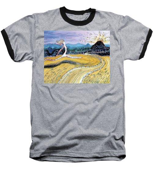 Morro Run Bliss Baseball T-Shirt