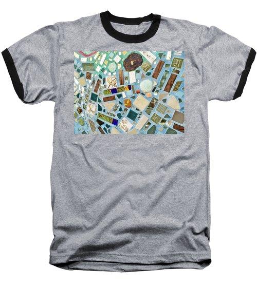 Mosaic No. 6-1 Baseball T-Shirt