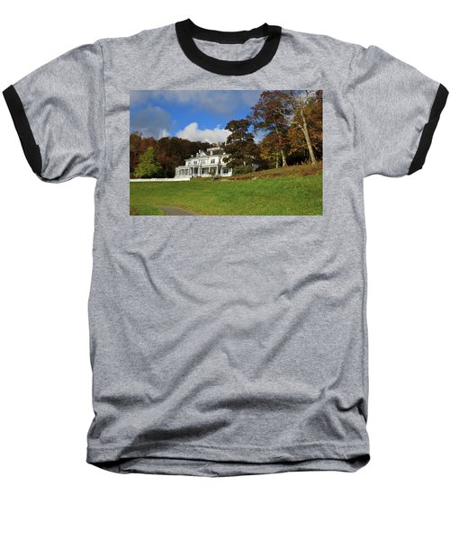Moses Cone Flat Top Manor Baseball T-Shirt