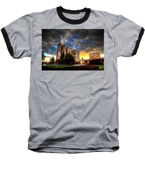 Moses Light Baseball T-Shirt