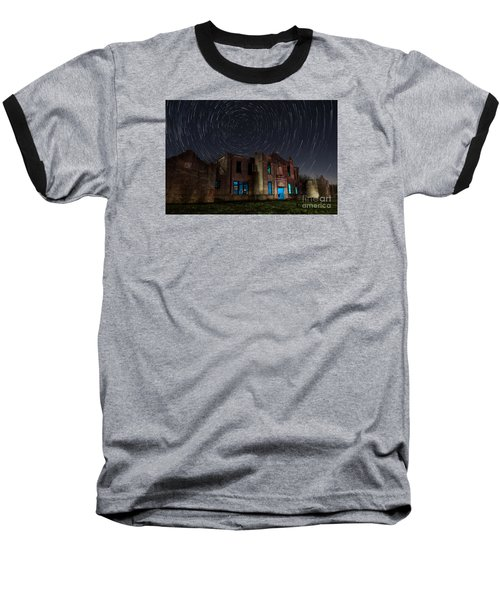 Mosheim Texas Schoolhouse Baseball T-Shirt