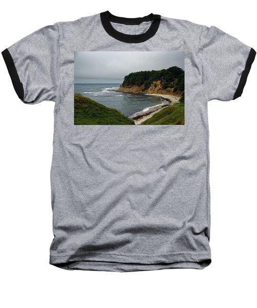 Moss Beach Baseball T-Shirt
