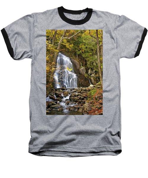 Moss Glen Falls Baseball T-Shirt
