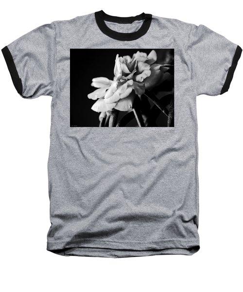 Moss Rose I Baseball T-Shirt