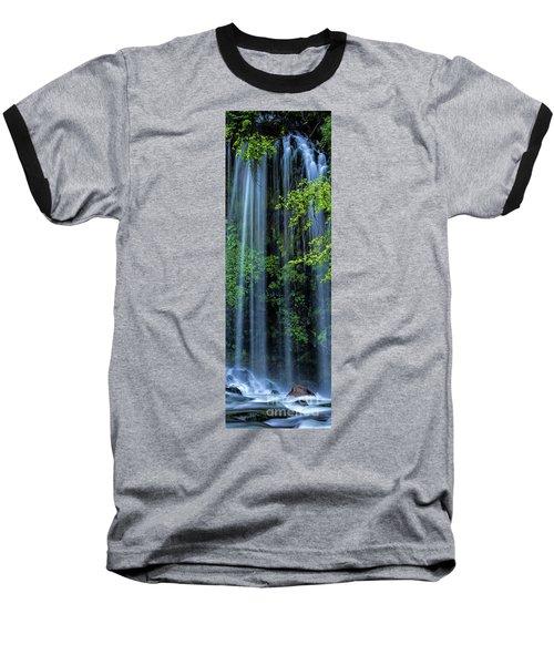 Mossbrae Falls  Baseball T-Shirt