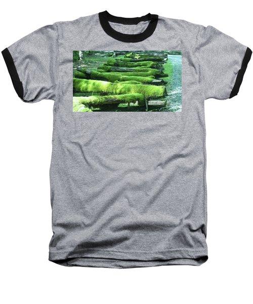Mossy Fence Baseball T-Shirt