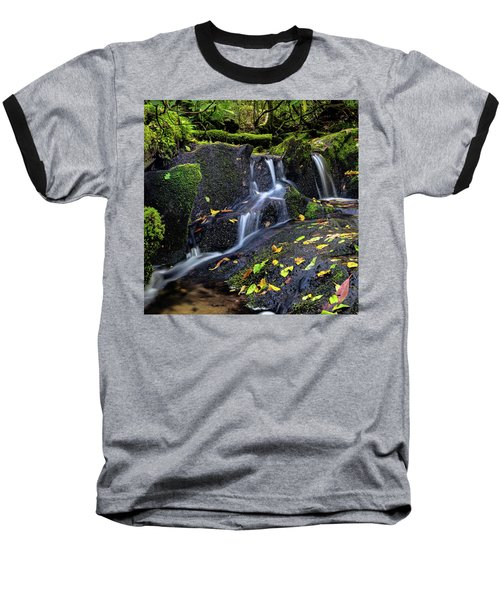 Emerald Cascades Baseball T-Shirt