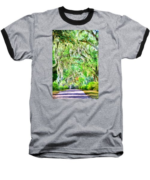 Mossy Oak Pathway H D R Baseball T-Shirt