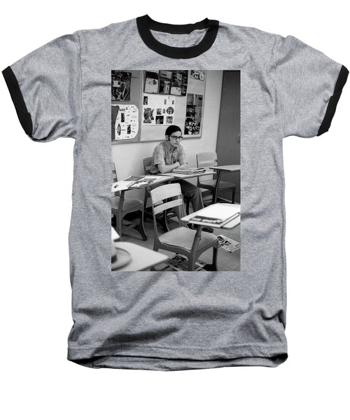 Most Scholarly Student, 1972 Baseball T-Shirt