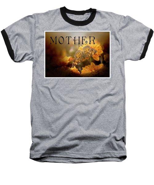 Mother Art Baseball T-Shirt
