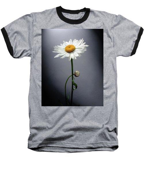 Mother Daisy Baseball T-Shirt