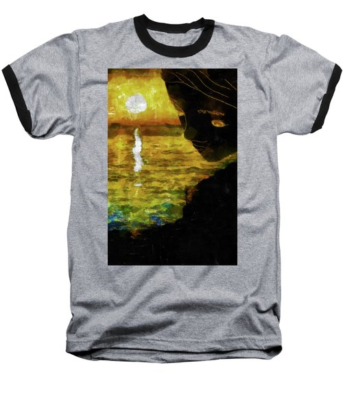 Baseball T-Shirt featuring the photograph Mother Earth Watching by Joseph Hollingsworth