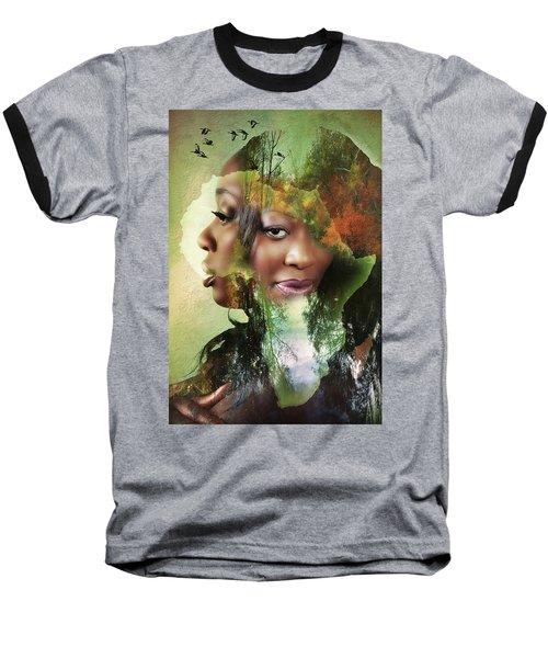 Mother Nature Baseball T-Shirt