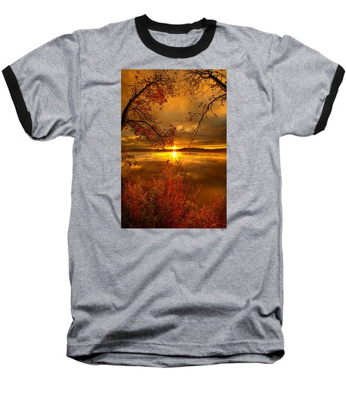 Mother Nature's Son Baseball T-Shirt by Phil Koch