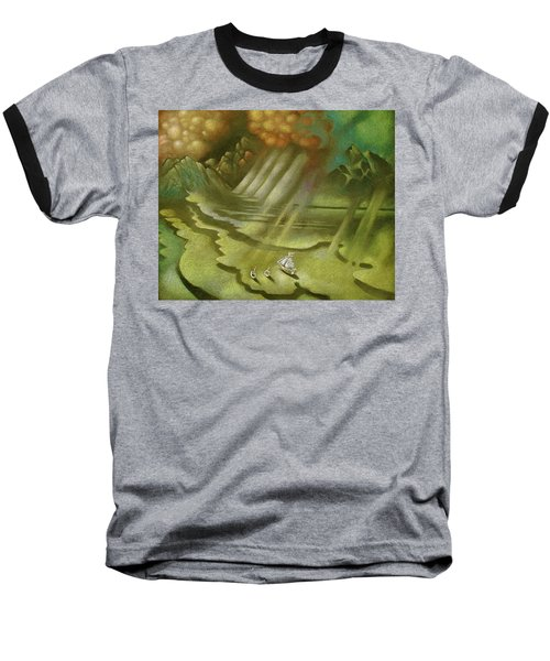 Mother Ship Baseball T-Shirt
