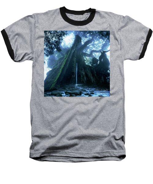 Baseball T-Shirt featuring the photograph Mother Tree by Tatsuya Atarashi