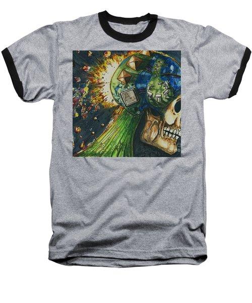 Motherboard Baseball T-Shirt