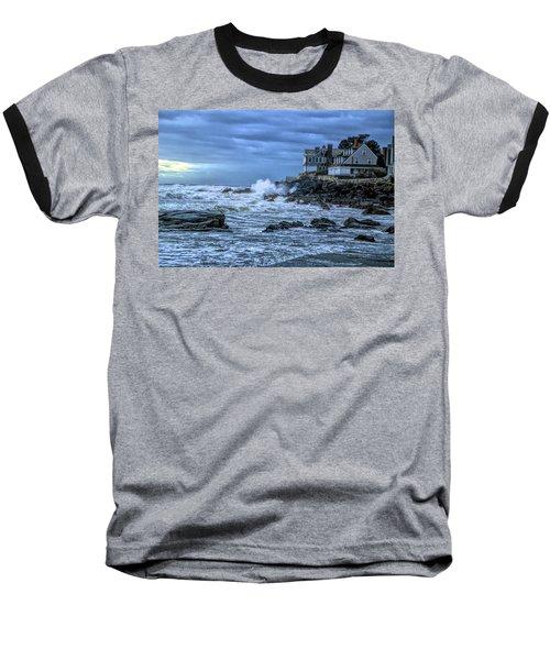 Mother's Beach  Baseball T-Shirt