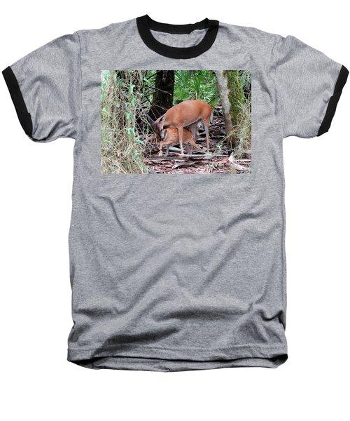 Mother's Care Baseball T-Shirt