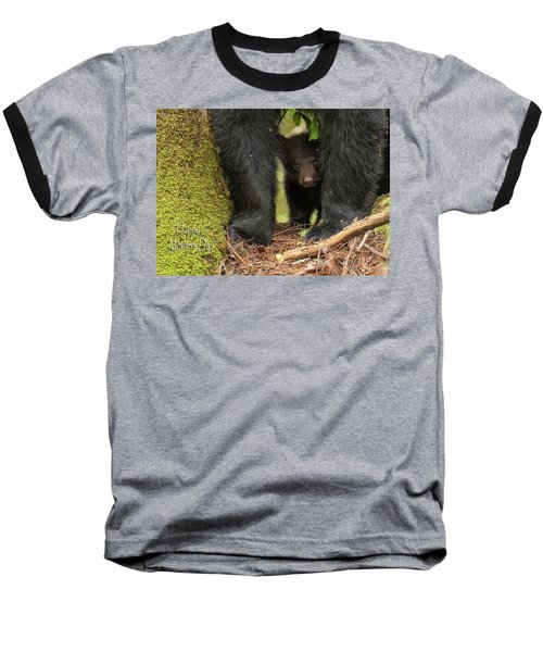 Mothers Day Bear Card Baseball T-Shirt