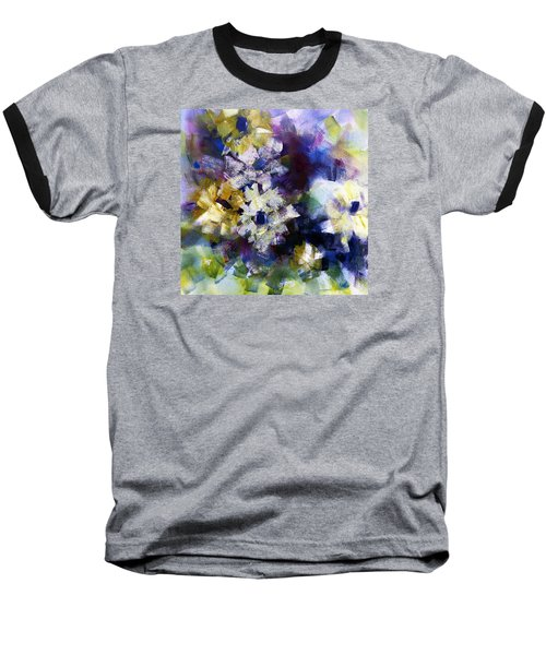 Baseball T-Shirt featuring the painting Mothers Day by Katie Black