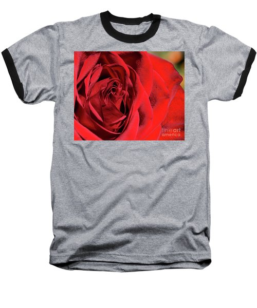 Mother's Day Rose Baseball T-Shirt