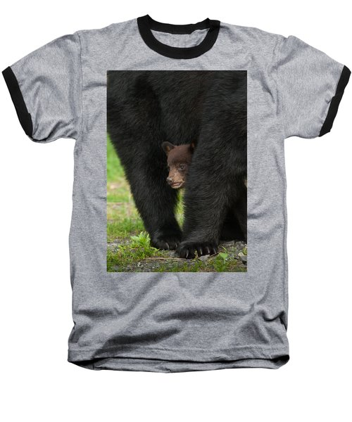 Baseball T-Shirt featuring the photograph Mother's Shelter by Joye Ardyn Durham