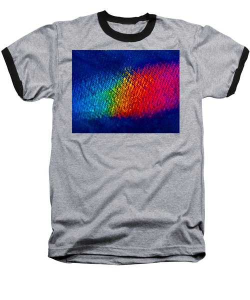 Motion One Baseball T-Shirt by Cathy Long