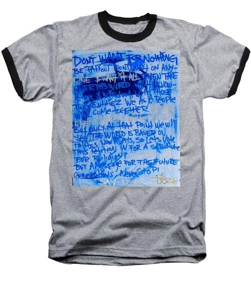 Motivation Baseball T-Shirt