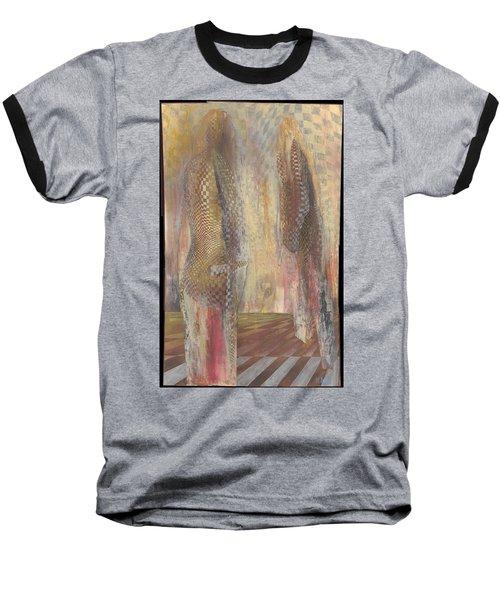 Motives Lay Bare Baseball T-Shirt